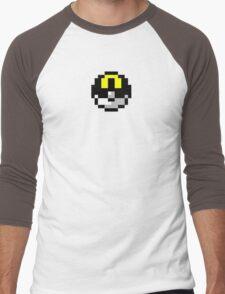 Pixel UltraBall Men's Baseball ¾ T-Shirt