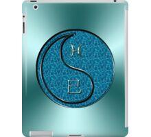 Pisces & Snake Yin Water iPad Case/Skin