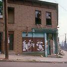 Urban decay by Larry  Grayam