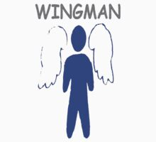 Wingman  by alkapone26