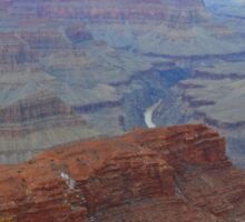 Grand Canyon 11 Sticker