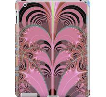 Pink fountain iPad Case/Skin