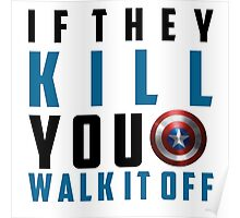 If They Kill You Poster