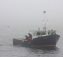 Lobster Fishing In Nova Scotia by HALIFAXPHOTO