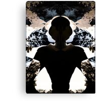 The Tanager Canvas Print