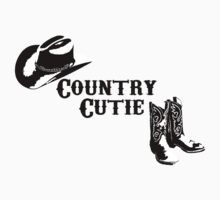 Country Cutie One Piece - Long Sleeve