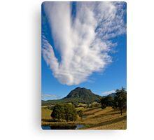 Mt Coxcomb NSW Canvas Print