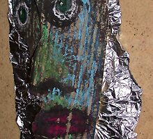 Mask by bernard lacoque