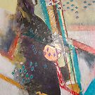 Collaged Abstract 9 by Josh Bowe