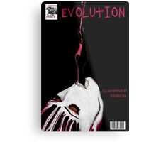 EVOLUTION NO 1 Metal Print