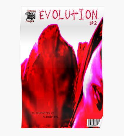 EVOLUTION COVER NO  2 Poster