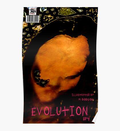 EVOLUTION N0 4 COVER Poster