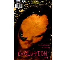 EVOLUTION N0 4 COVER Photographic Print