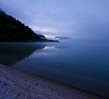 Blue Lake, Rotorua by JBSmith