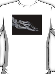 Skeleton Foot T-Shirt