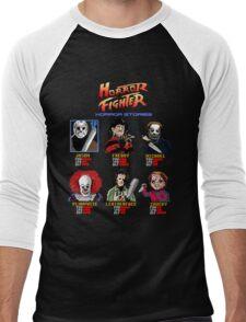 Horror Fighter Men's Baseball ¾ T-Shirt