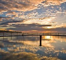 Mirror Mirror on the Wall - Coogee, NSW by Malcolm Katon