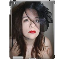 Stripped of the lies iPad Case/Skin