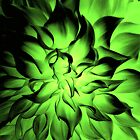 Glowing Green by Destrier