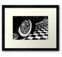 Auto Art Framed Print