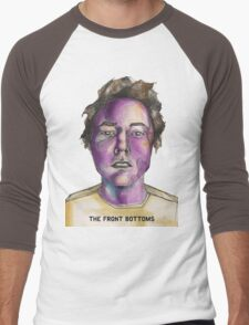 The Front Bottoms Men's Baseball ¾ T-Shirt
