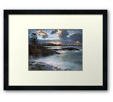 Kiama Coast Framed Print