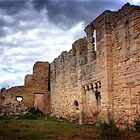 Tupholme Abbey ruins, Lincolnshire HDR by boudicashots