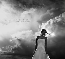 Before the Storm - B&W by Andreas Stridsberg