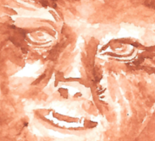 The Wolfman Sticker