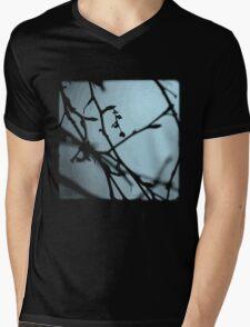 Winter Blues - TTV Mens V-Neck T-Shirt