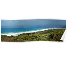 Great Ocean Road Views Pano Poster
