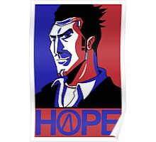 Handsome Jack - Hope Poster