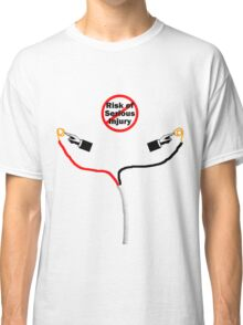Risk of injury Classic T-Shirt