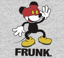 Frunked Mouse. by frunk