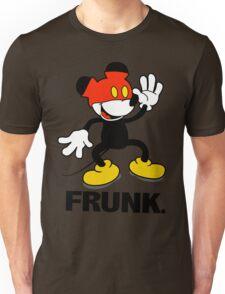Frunked Mouse. Unisex T-Shirt