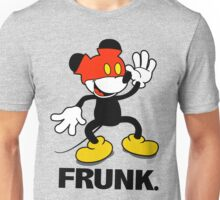 Frunked Mouse. Unisex T-Shirt