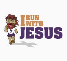 I Run With Jesus by Kwang Tran