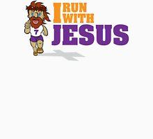 I Run With Jesus Unisex T-Shirt