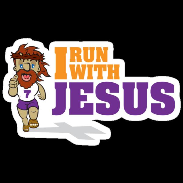 I Run With Jesus by Kwang Tran