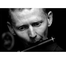 Irish Flute Photographic Print