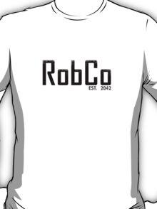 Fallout RobCo (Black) T-Shirt