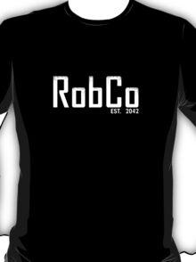 Fallout RobCo (White) T-Shirt