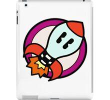Space Migrators Logo (prototype) iPad Case/Skin