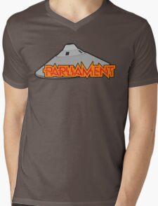 Parliament Mens V-Neck T-Shirt