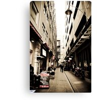 Equitable Place Canvas Print