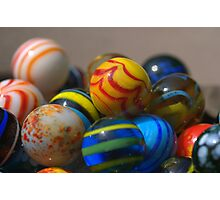 Marble Stack Photographic Print