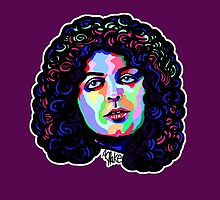 Bolan likes to rock now yes he does yes he does  by Blake Chamberlain