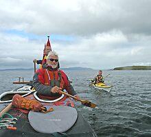 Kayak escort by Fiona MacNab
