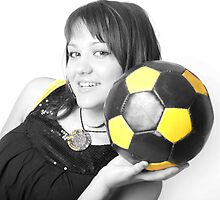 Girl&Ball_3 by VioDeSign