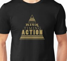 Success is... (black and gold) Unisex T-Shirt